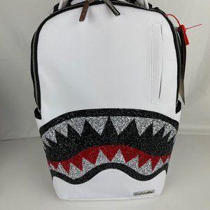 New Sprayground Clearcut DLX Backpack